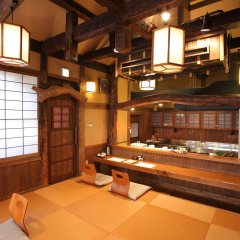 Отель Kurokawa Onsen Oyado Noshiyu Япония, Минамиогуни - отзывы, цены и фото номеров - забронировать отель Kurokawa Onsen Oyado Noshiyu онлайн питание