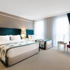 Отель Metropolitan Hotels Taksim комната для гостей фото 3