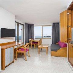 Отель Aparthotel Playasol Jabeque Soul Испания, Ивиса - отзывы, цены и фото номеров - забронировать отель Aparthotel Playasol Jabeque Soul онлайн комната для гостей фото 4