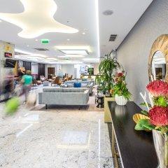 Отель Empire Lisbon Hotel Португалия, Лиссабон - отзывы, цены и фото номеров - забронировать отель Empire Lisbon Hotel онлайн интерьер отеля