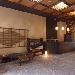 Hotel Yoshino Ито интерьер отеля