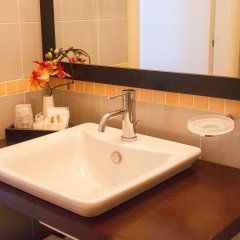 Отель Domus Mariae Benessere Сиракуза ванная