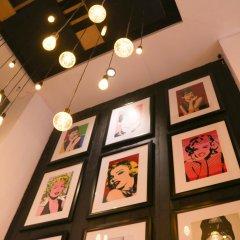 Отель A25 Hang Duong гостиничный бар