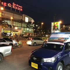 The Chic Boutique Hotel Pattaya Паттайя парковка