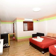 Paknampran Hotel комната для гостей фото 2