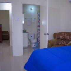 Отель Ocho Rios Getaway Villa at Draxhall Ямайка, Очо-Риос - отзывы, цены и фото номеров - забронировать отель Ocho Rios Getaway Villa at Draxhall онлайн комната для гостей фото 5