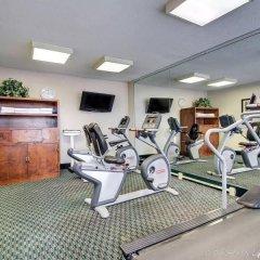 Отель Hampton Inn Vicksburg фитнесс-зал фото 4