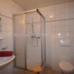 Отель Haus Romana Австрия, Хохгургль - отзывы, цены и фото номеров - забронировать отель Haus Romana онлайн ванная фото 2