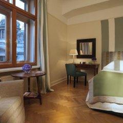 Гостиница Рокко Форте Астория 5* Улучшенный номер разные типы кроватей фото 2