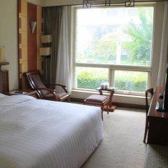 Отель Xian Dynasty Hotel Китай, Сиань - отзывы, цены и фото номеров - забронировать отель Xian Dynasty Hotel онлайн комната для гостей фото 4