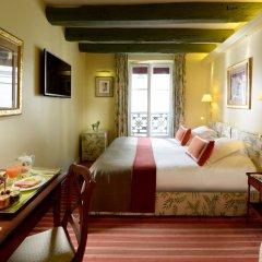Hotel Le Relais Montmartre комната для гостей