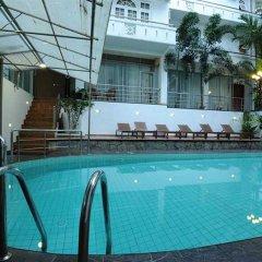 Serene Garden Hotel бассейн фото 2