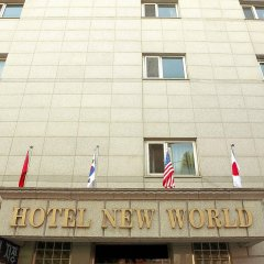 Hotel New World в номере