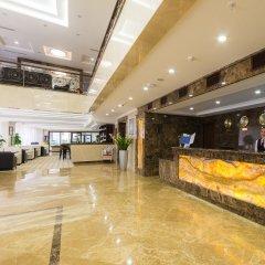 Отель Шера Парк Инн Алматы интерьер отеля