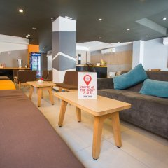 Отель Nida Rooms Yanawa Sathorn City Walk Бангкок интерьер отеля фото 2