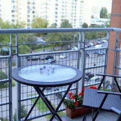 Апартаменты JessApart - Babka Tower Apartment балкон
