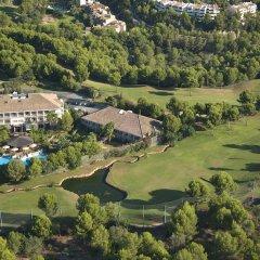 Отель Lindner Golf Resort Portals Nous спортивное сооружение