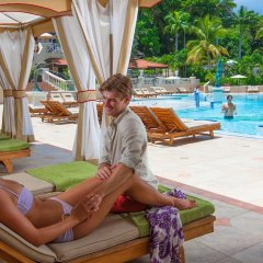 Отель Sandals Ochi Beach Resort All Inclusive Couples Only бассейн фото 3