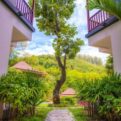 Курортный отель Crystal Wild Panwa Phuket фото 10