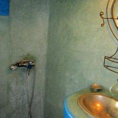Отель Dar Tan-Gib Марокко, Танжер - отзывы, цены и фото номеров - забронировать отель Dar Tan-Gib онлайн ванная