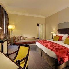 Отель Sofitel Roma (riapre a fine primavera rinnovato) 5* Номер категории Премиум с различными типами кроватей фото 11