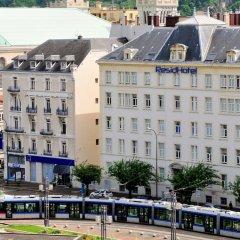 Отель Residhotel Central Gare городской автобус