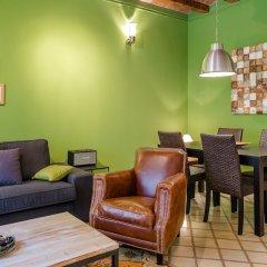 Апартаменты Urban District - St. Antoni Market интерьер отеля