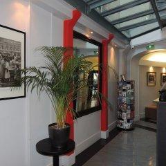 Отель Eden Opera Париж интерьер отеля фото 3
