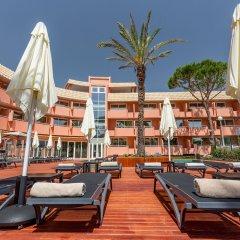 Vilamoura Garden Hotel пляж