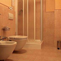 Отель Albergo Villa Alessia Кастель-д'Арио ванная
