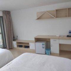 Апартаменты Tengsen Apartment Wanke Yuncheng Branch комната для гостей фото 2
