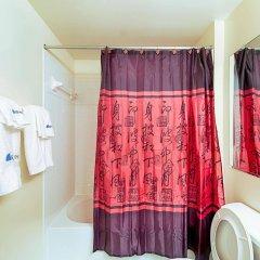 Отель Ginosi Washington Apartel США, Вашингтон - отзывы, цены и фото номеров - забронировать отель Ginosi Washington Apartel онлайн ванная