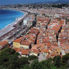 Отель Mercure Nice Promenade Des Anglais городской автобус