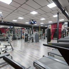 Отель Ramada Sofia City Center фитнесс-зал фото 3