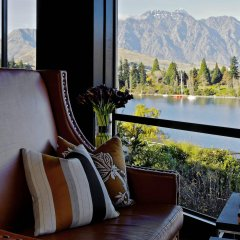 Hotel St Moritz, Queenstown - MGallery Collection балкон