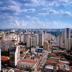 Отель Ibis Sao Paulo Congonhas балкон