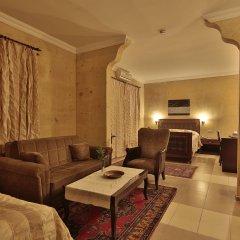 Royal Stone Houses - Goreme Турция, Гёреме - отзывы, цены и фото номеров - забронировать отель Royal Stone Houses - Goreme онлайн комната для гостей фото 2