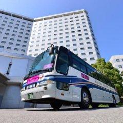 Отель ANA Crowne Plaza Narita городской автобус