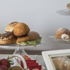 Отель Il Giardino Dei Melograni Фавара питание