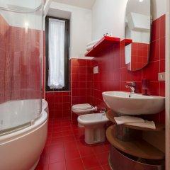 Отель BnButler - Corso Sempione 12 ванная