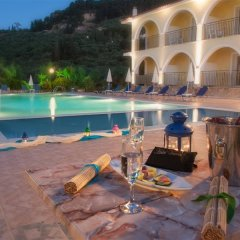 Отель VARRES Лимни-Кери фитнесс-зал фото 2