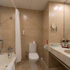 Miramare Beach Hotel Турция, Сиде - 1 отзыв об отеле, цены и фото номеров - забронировать отель Miramare Beach Hotel онлайн ванная
