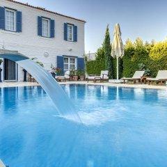 BeyEvi Hotel Чешме бассейн фото 2