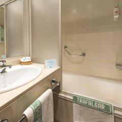 Отель Trafalgar Испания, Мадрид - отзывы, цены и фото номеров - забронировать отель Trafalgar онлайн ванная