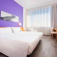 Отель TRYP Barcelona Aeropuerto Hotel Испания, Эль-Прат-де-Льобрегат - 7 отзывов об отеле, цены и фото номеров - забронировать отель TRYP Barcelona Aeropuerto Hotel онлайн комната для гостей фото 3