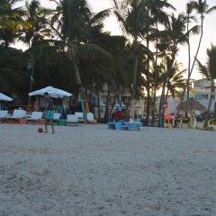 Отель Ecoarthostal Доминикана, Пунта Кана - отзывы, цены и фото номеров - забронировать отель Ecoarthostal онлайн пляж фото 2