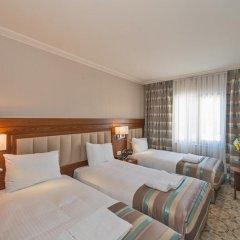 Отель BEKDAS DELUXE 4* Номер категории Эконом с двуспальной кроватью фото 10