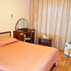 Гостиница Сегежа комната для гостей фото 5