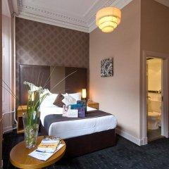 Best Western Glasgow City Hotel комната для гостей фото 6