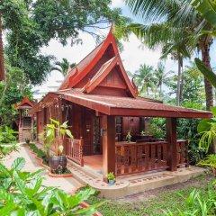 Отель Royal Phawadee Village сауна